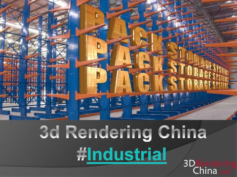 Industrial animation china and 3d modeling china build as best 3d