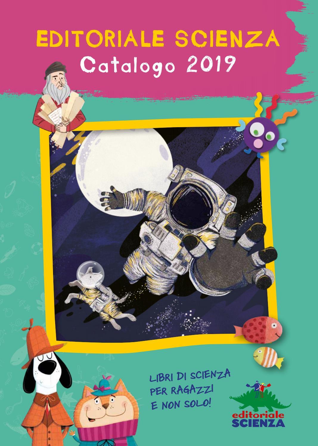 Quiz Ecologia Per Bambini catalogo editoriale scienza 2019 by editoriale scienza - issuu