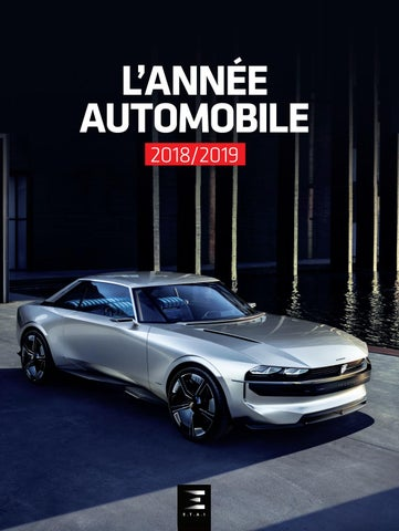 2019 2018 By L'année Infopro Digital Automobile Issuu qUzLSpMVG