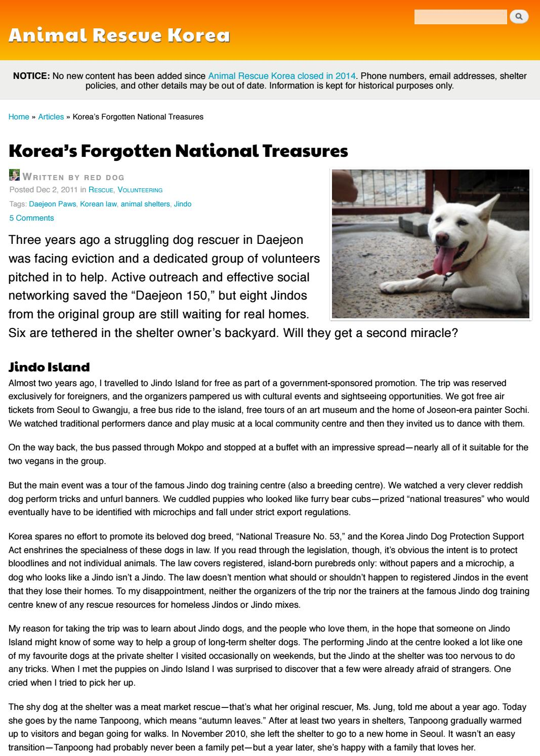 Forgotten national treasures, 2011 by Eileen Cahill - issuu