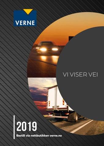 a05743b5 Verne - Vi viser vei produktkatalog 2019 by DVH - issuu