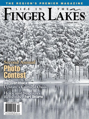 91ce8ea3e4b17 Life in the Finger Lakes Winter 2003 by Fahy-Williams Publishing - issuu