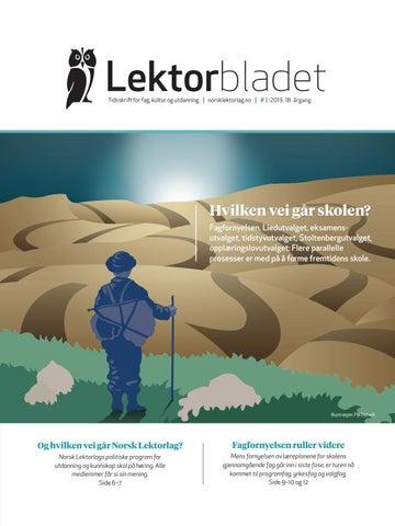 11614e14c Lektorbladet #1 2019 by Lektorbladet - issuu