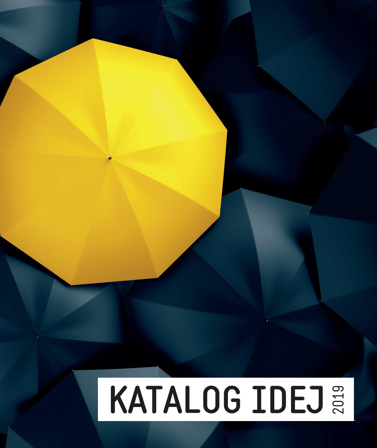 Veliki Katalog Idej Za Promocijo 2019 2020 By Podoba Issuu