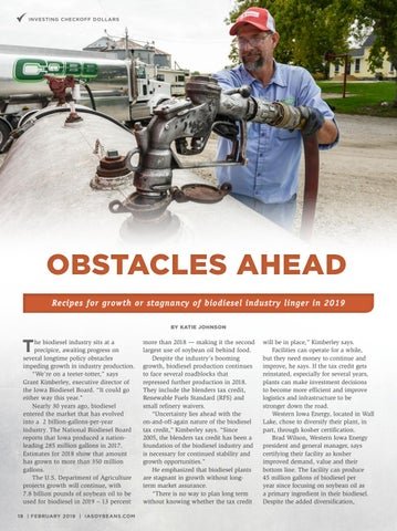 Page 18 of Obstacles ahead