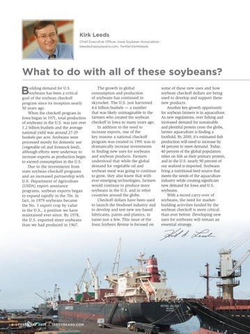 Page 4 of What to do with all of these soybeans?