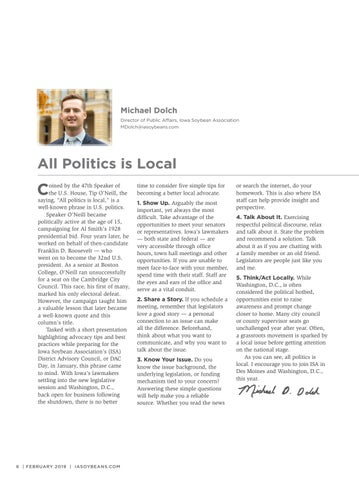 Page 6 of All politics is local