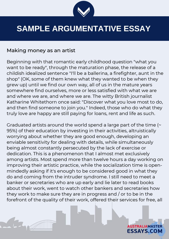 Www.argumentative-essay.com writing a sociology essay