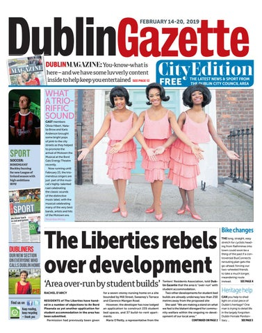 Seeing What Happened To Atrios I Guess >> Dublin Gazette City Edition By Dublin Gazette Issuu