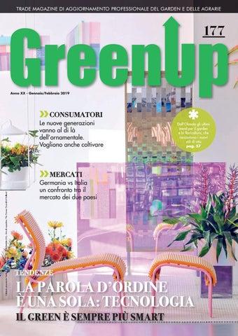 a5337102d9e8c GreenUp n. 177 Gennaio - Febbraio 2019 by Edizioni Laboratorio Verde ...
