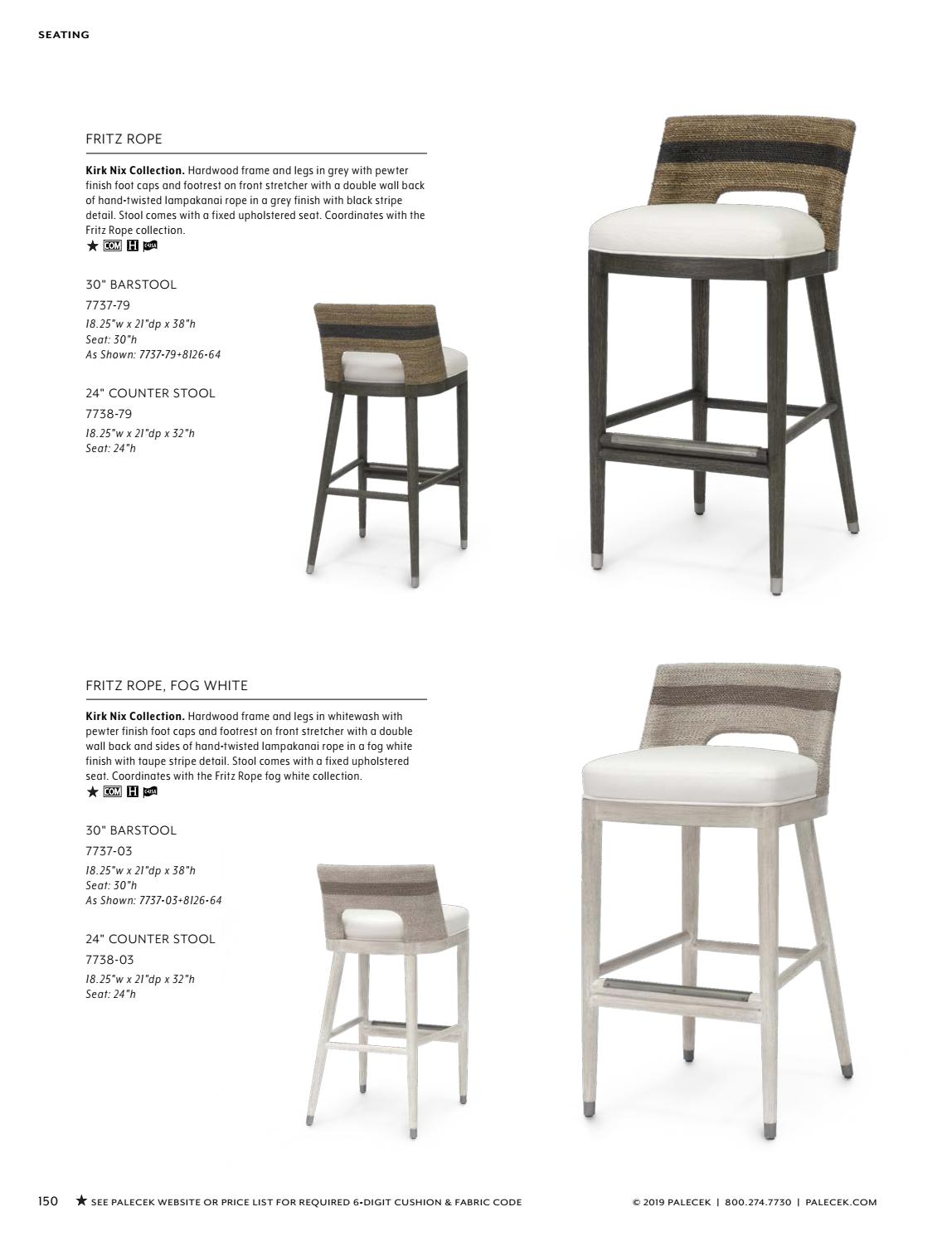 Incredible Palecek 2019 Furniture Accessories Catalog By Short Links Chair Design For Home Short Linksinfo