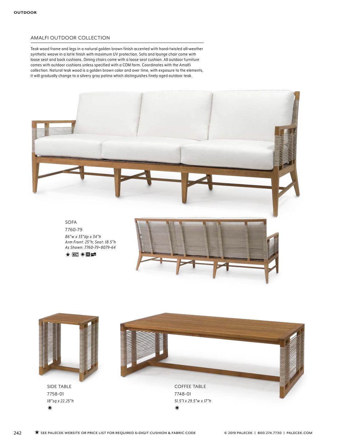 Excellent Palecek 2019 Furniture Accessories Catalog By Theyellowbook Wood Chair Design Ideas Theyellowbookinfo