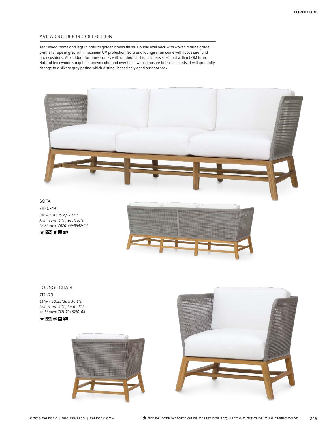 Tremendous Palecek 2019 Furniture Accessories Catalog By Theyellowbook Wood Chair Design Ideas Theyellowbookinfo
