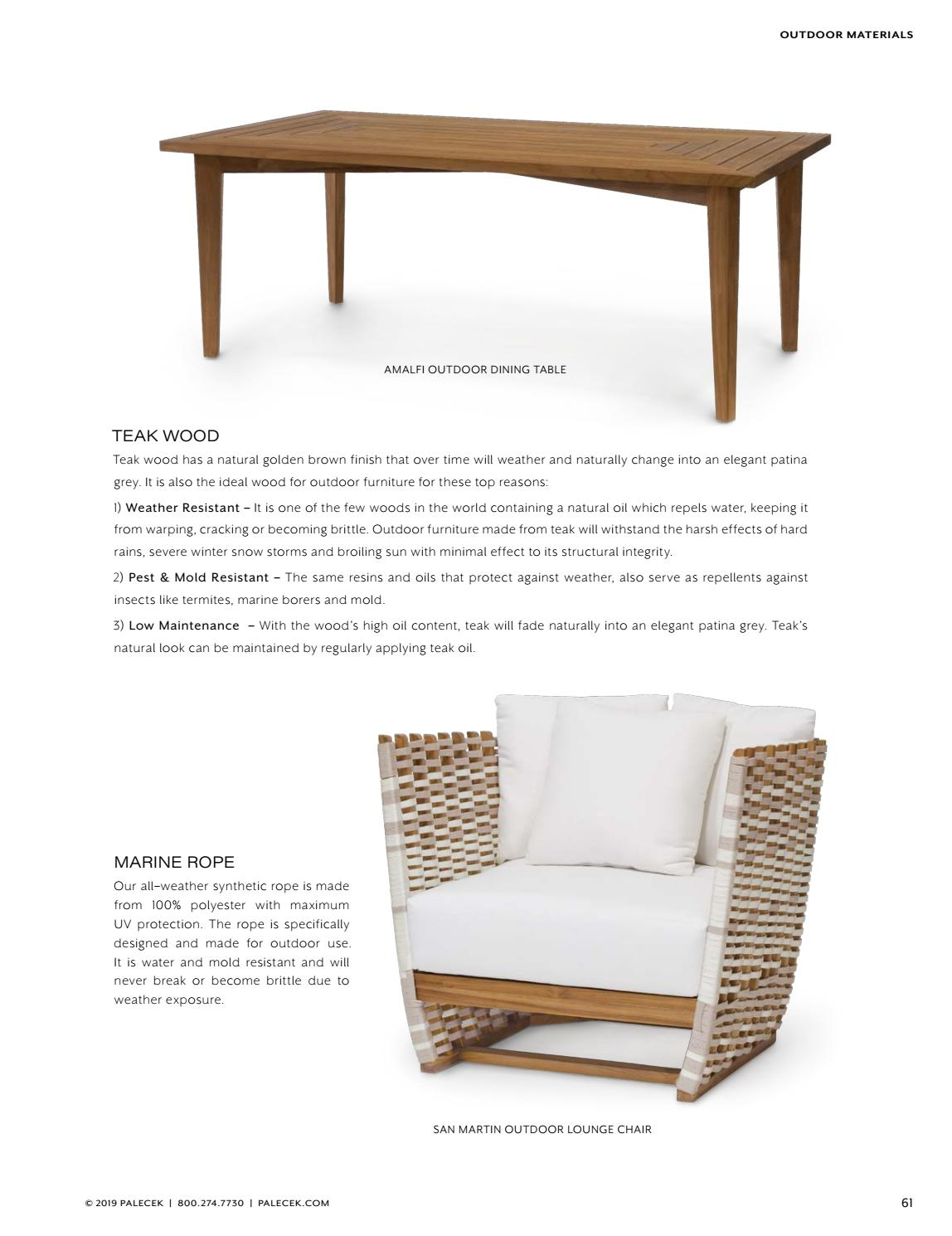 Outstanding Palecek 2019 Furniture Accessories Catalog By Theyellowbook Wood Chair Design Ideas Theyellowbookinfo
