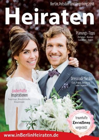 0d37f1dcc71106 Heiraten in Berlin, Potsdam und Brandenburg 2018 by Magazin Heiraten ...