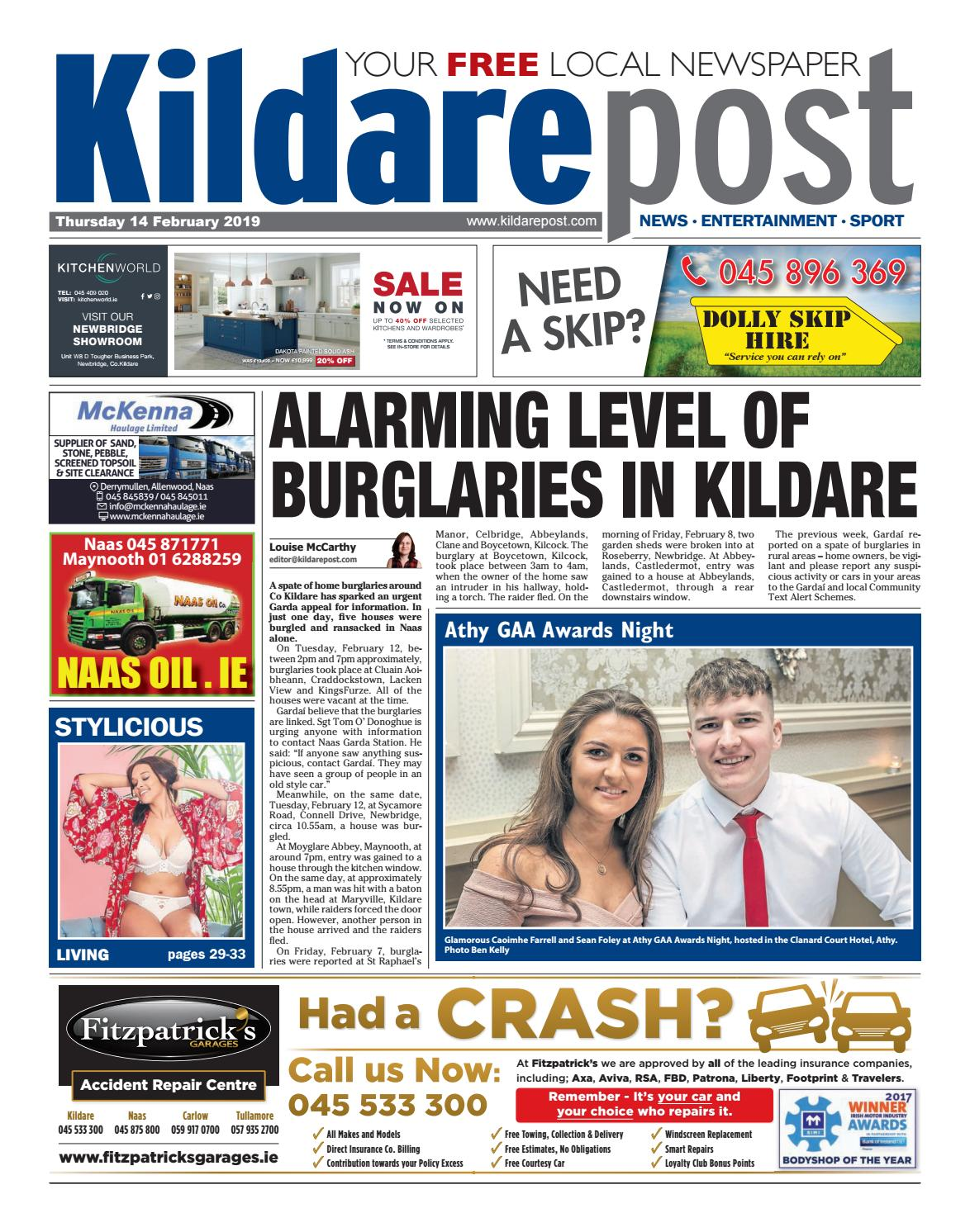 Thursday 14th February 2019 by River Media Newspapers - issuu a4572ccd54d36