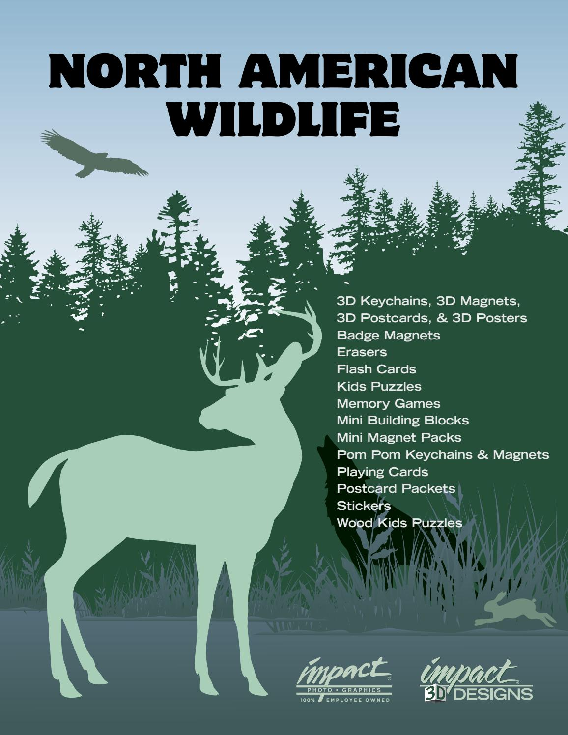 Impact 2019 North American Wildlife Catalog by Traditions Unlimited