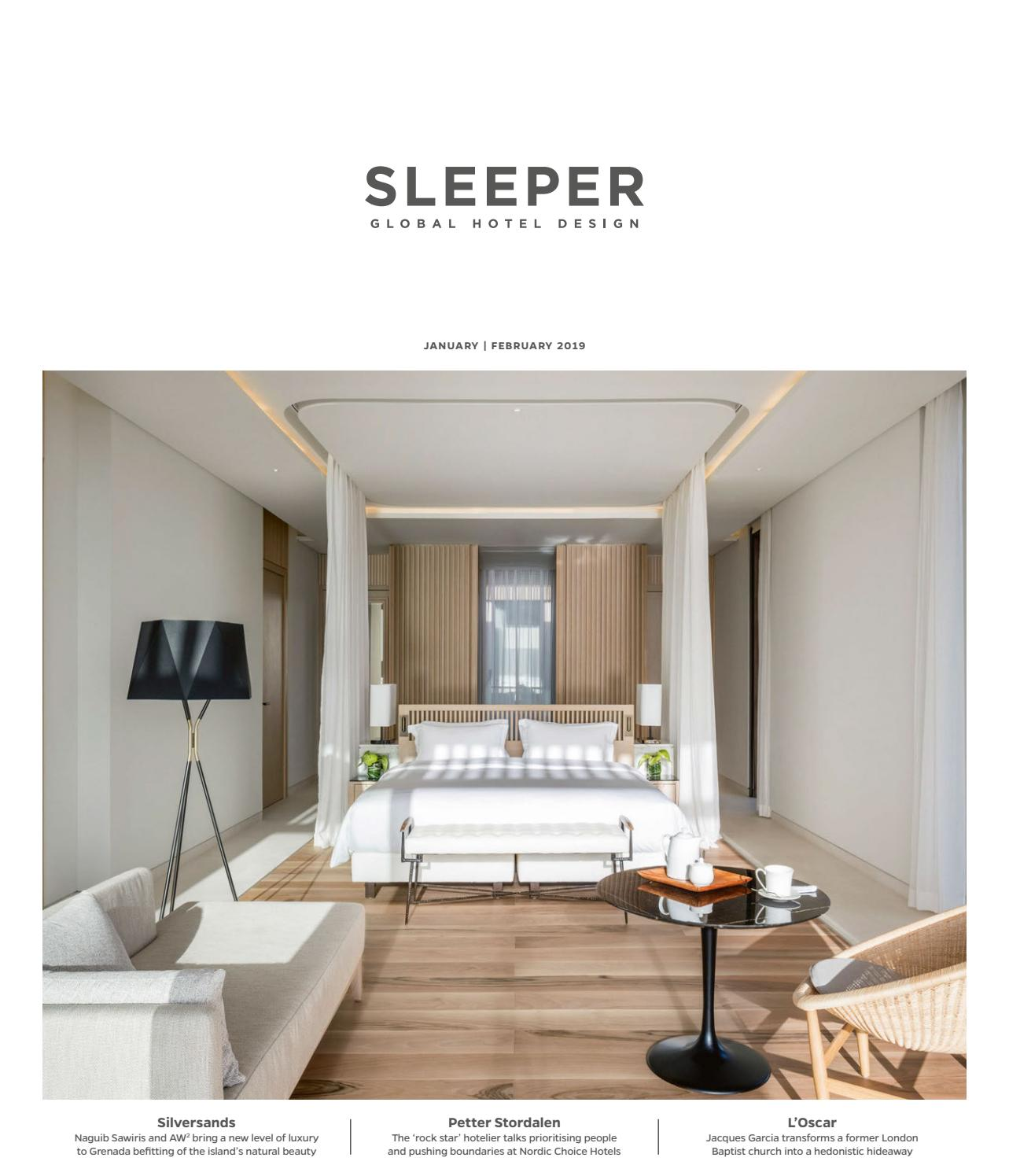 Sleeper January/February 2019 - Issue 82 by Mondiale Media