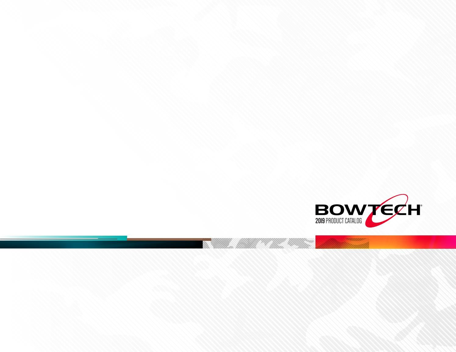 Bowtech 2019 Catalog by Bowtech Archery - issuu
