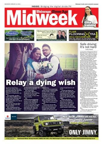 Wairarapa Midweek Wed 13th Feb by Wairarapa Times-Age - issuu