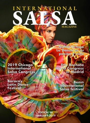 7c9828c34d3 International Salsa Magazine February 2019 by International Salsa ...