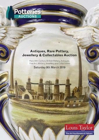 357767791c2 Potteries Auctions by Jamm Design Ltd - issuu