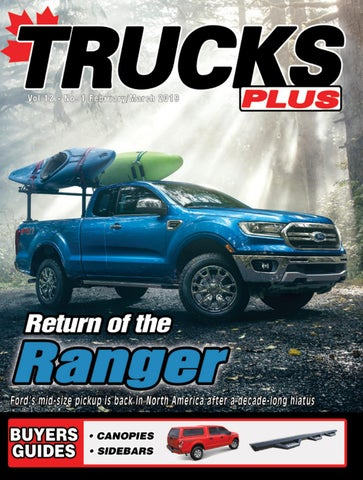 Trucks Plus February - March 2019