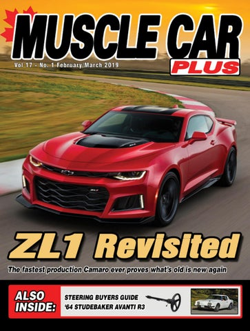 Muscle Car Plus February - March 2019 by RPM Canada - issuu