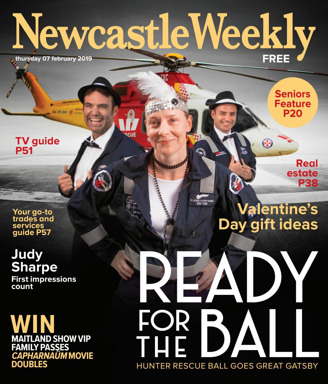 07 February 2019 by Newcastle Weekly Magazine - issuu