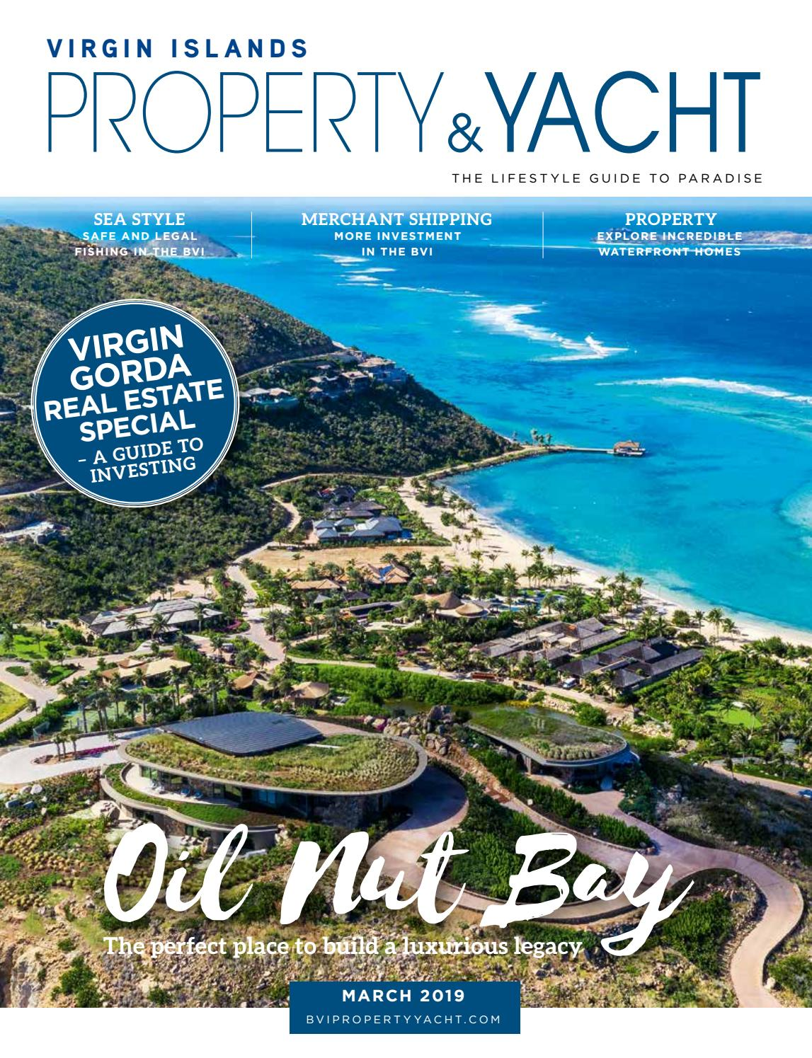 Virgin Islands Property & Yacht - March 2019 by aLookingGlass, BVI - issuu