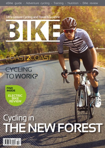 2cd7fa108c2 eBike guide - Adventure cycling - Training - Nutrition - Bike review