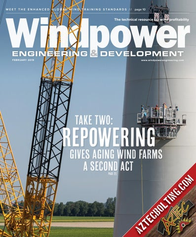 Windpower Engineering & Development February 2019