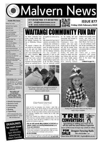 b4a97f28b834 Issue 877 - Friday 15th February 2019 by Malvern News - issuu