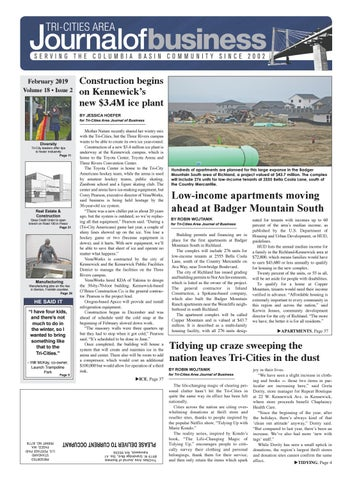 f27bfa423e72a Tri-Cities Area Journal of Business -- February 2019 by Tri-Cities ...