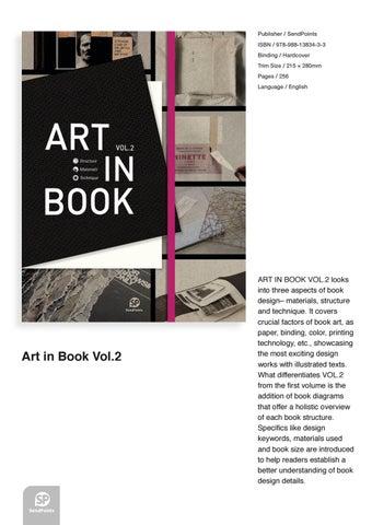 Art in Book Vol 2 by Mina Zarfsaz - issuu