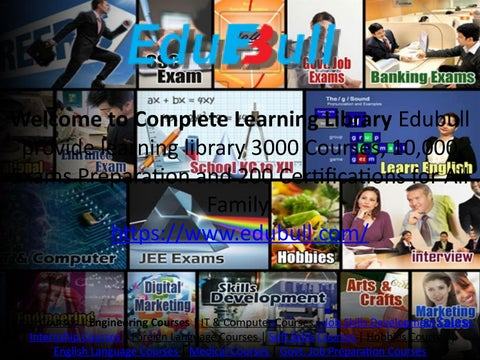 Free Professional Online Classe, Courses with Certificate in India