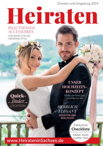 723938e97ab Heiraten in Dresden und Umgebung 2019 by Magazin Heiraten - issuu