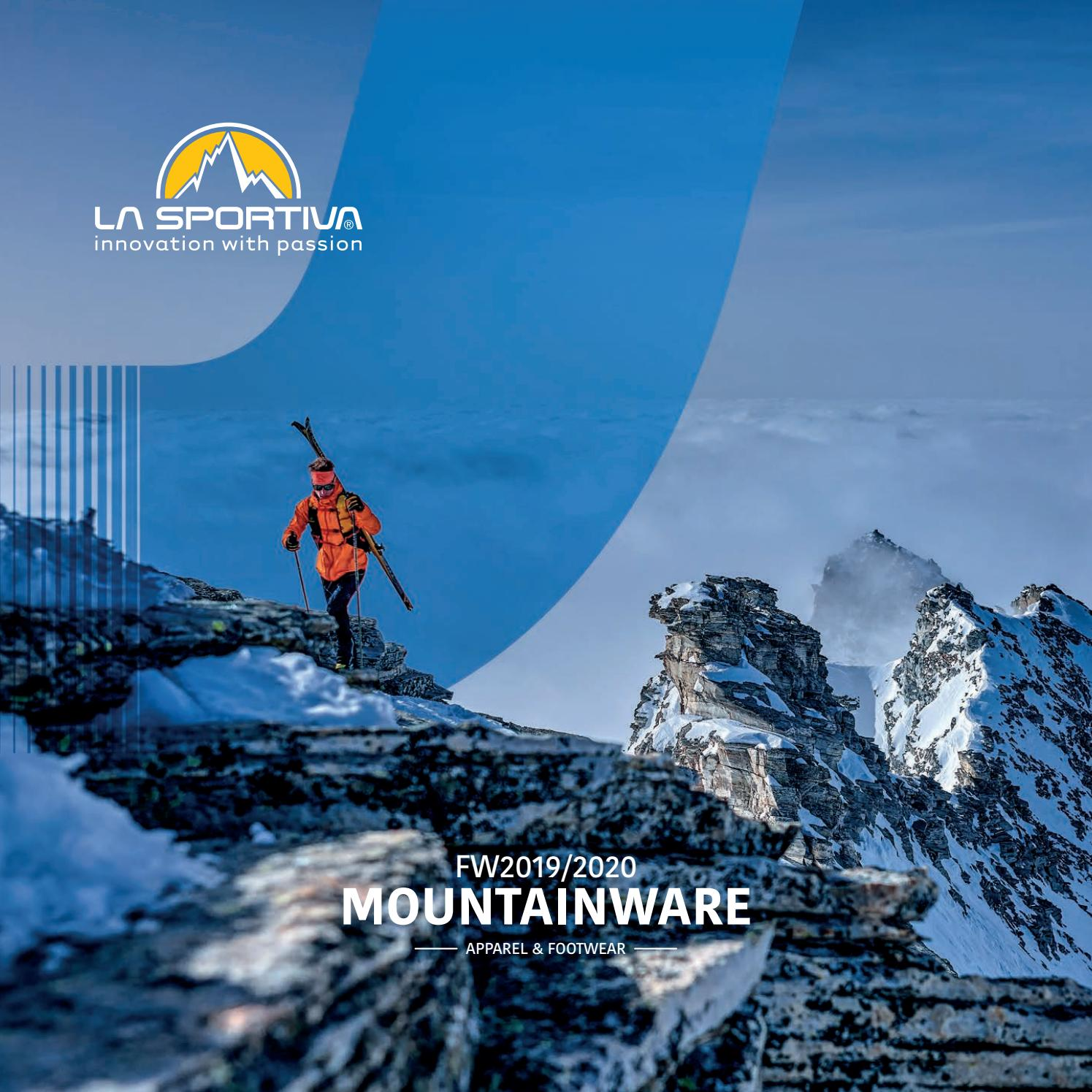 Fw Catalogue Sportiva La 2019 20 By Mountainblogit Issuu 345ARjLq