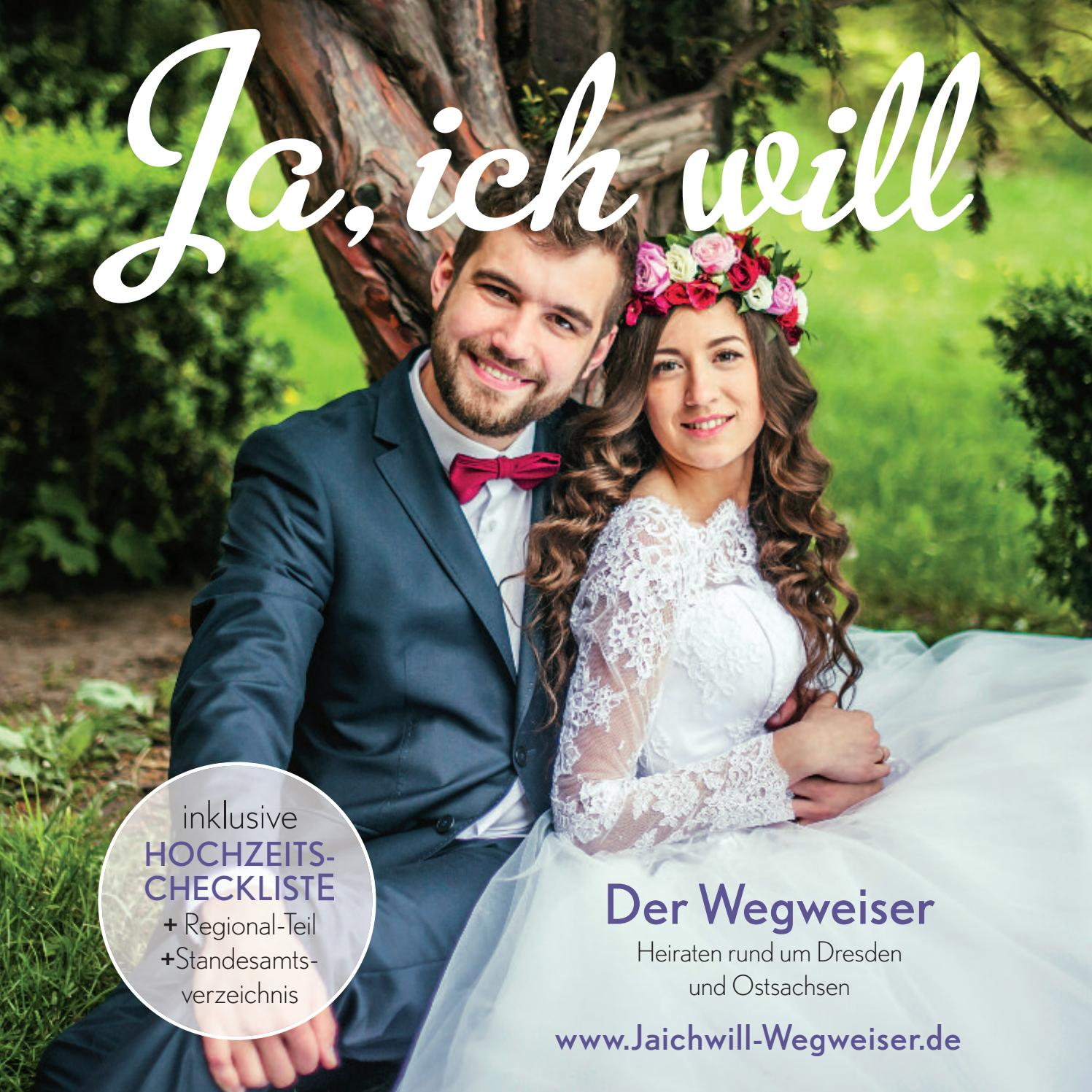 Ja ich will der wegweiser 2019 by magazin heiraten issuu