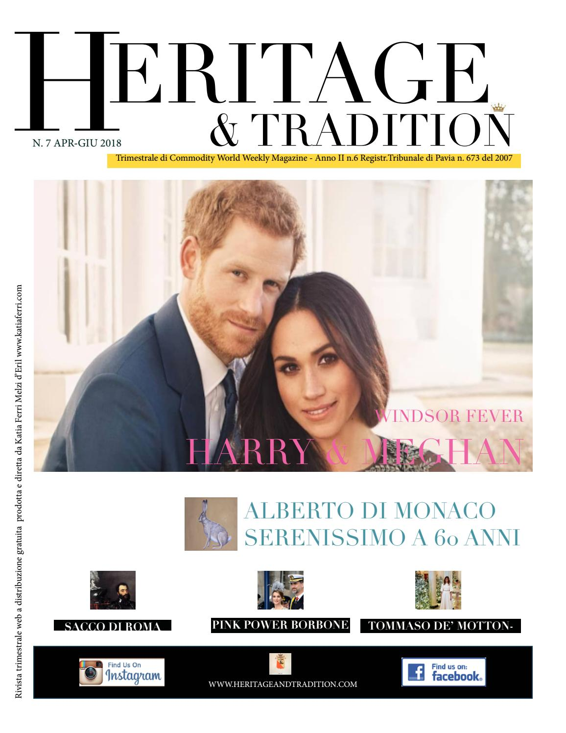 Heritage   Tradition 7 2018 by katia Ferri Melzi d Eril - issuu 99727c04246