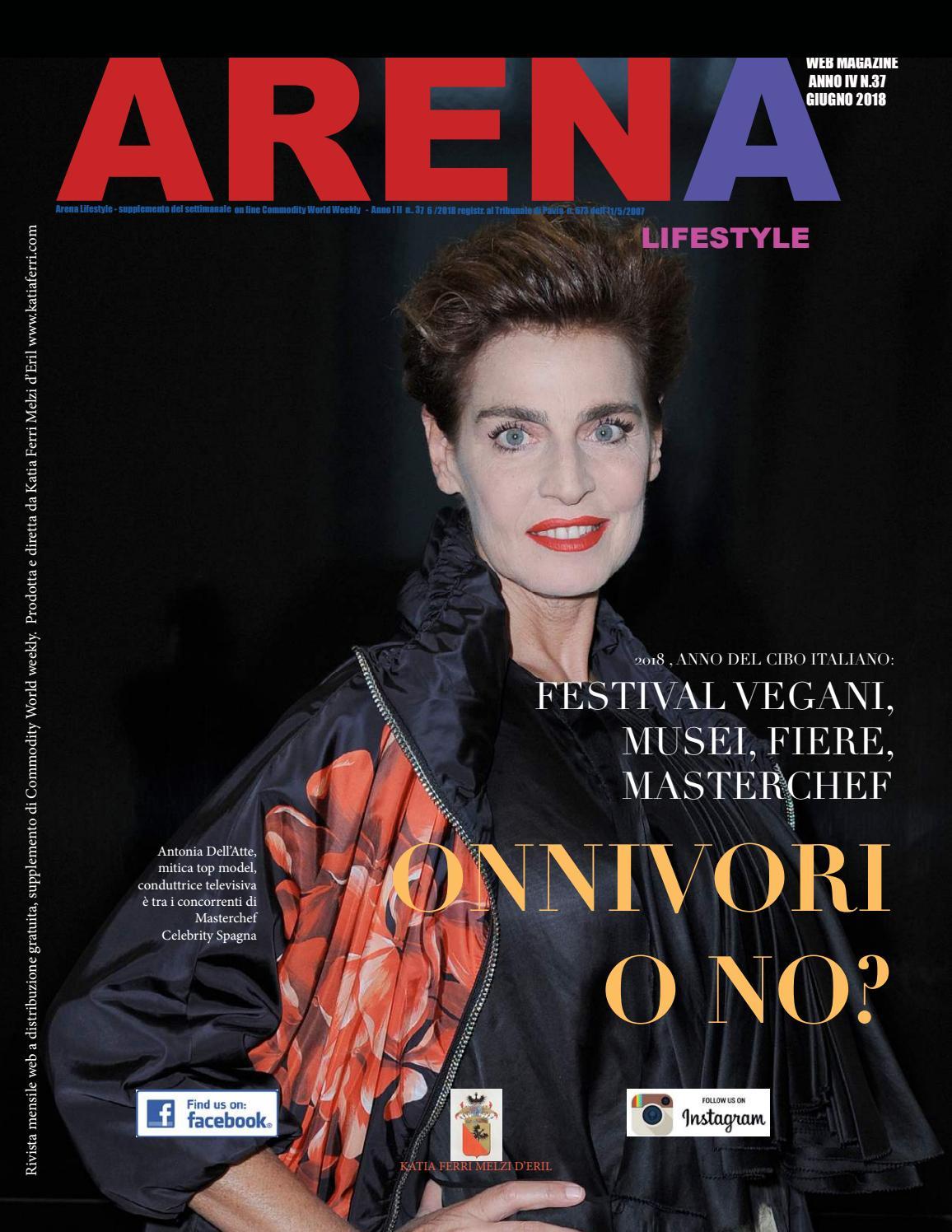 Arena lifestyle 6 2018 by katia Ferri Melzi d Eril - issuu 29f36325d426