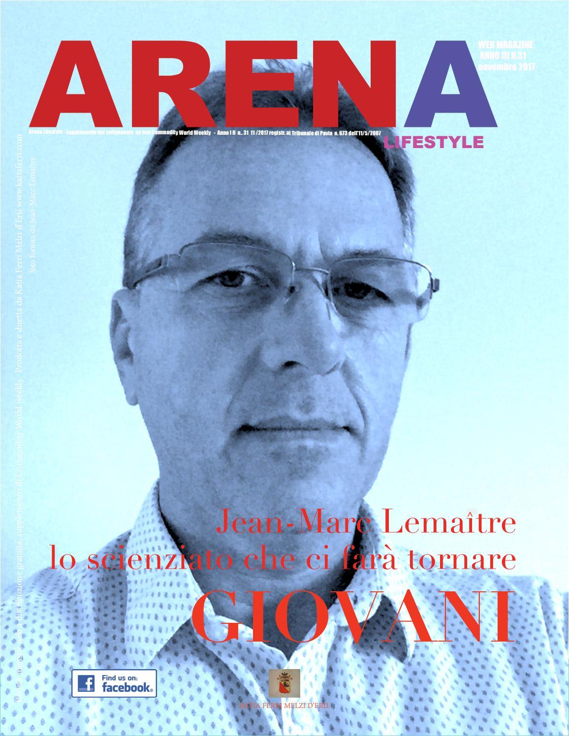 Arena lifestyle 11 17 by katia Ferri Melzi d Eril - issuu a440ef7c7b8