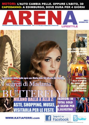 Arena lifestyle 09 2017 by katia Ferri Melzi d Eril - issuu 4ab5797c5ee