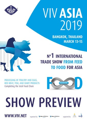 VIV Asia 2019 Show Preview by VIV worldwide - issuu