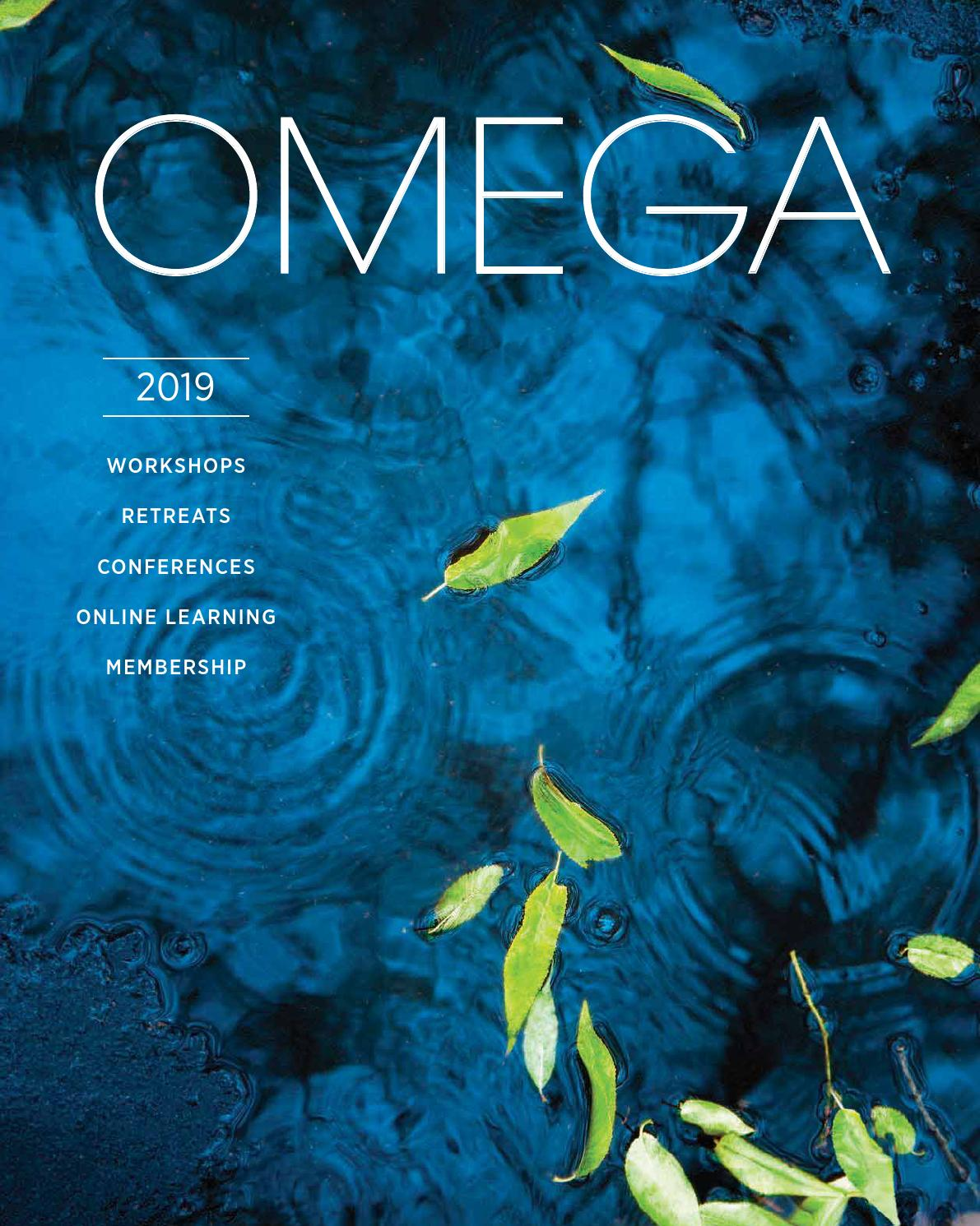 Omega 2019 Catalog Old By Omega Institute Issuu