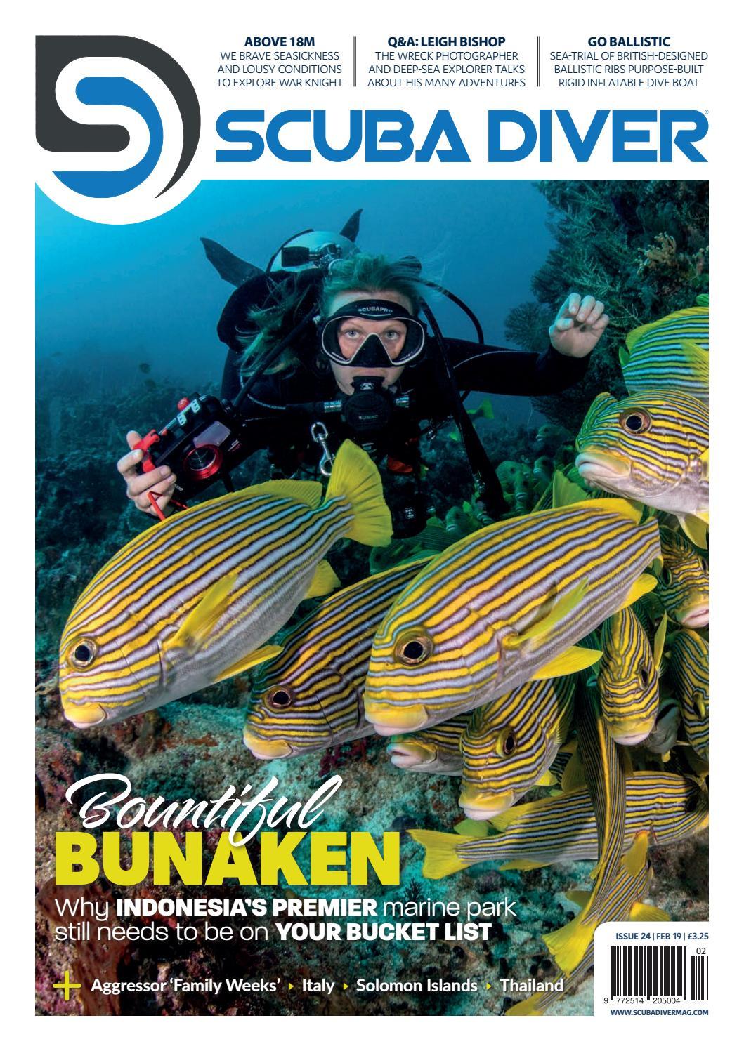 8058e8c07 Scuba Diver February 2019 by scubadivermag - issuu