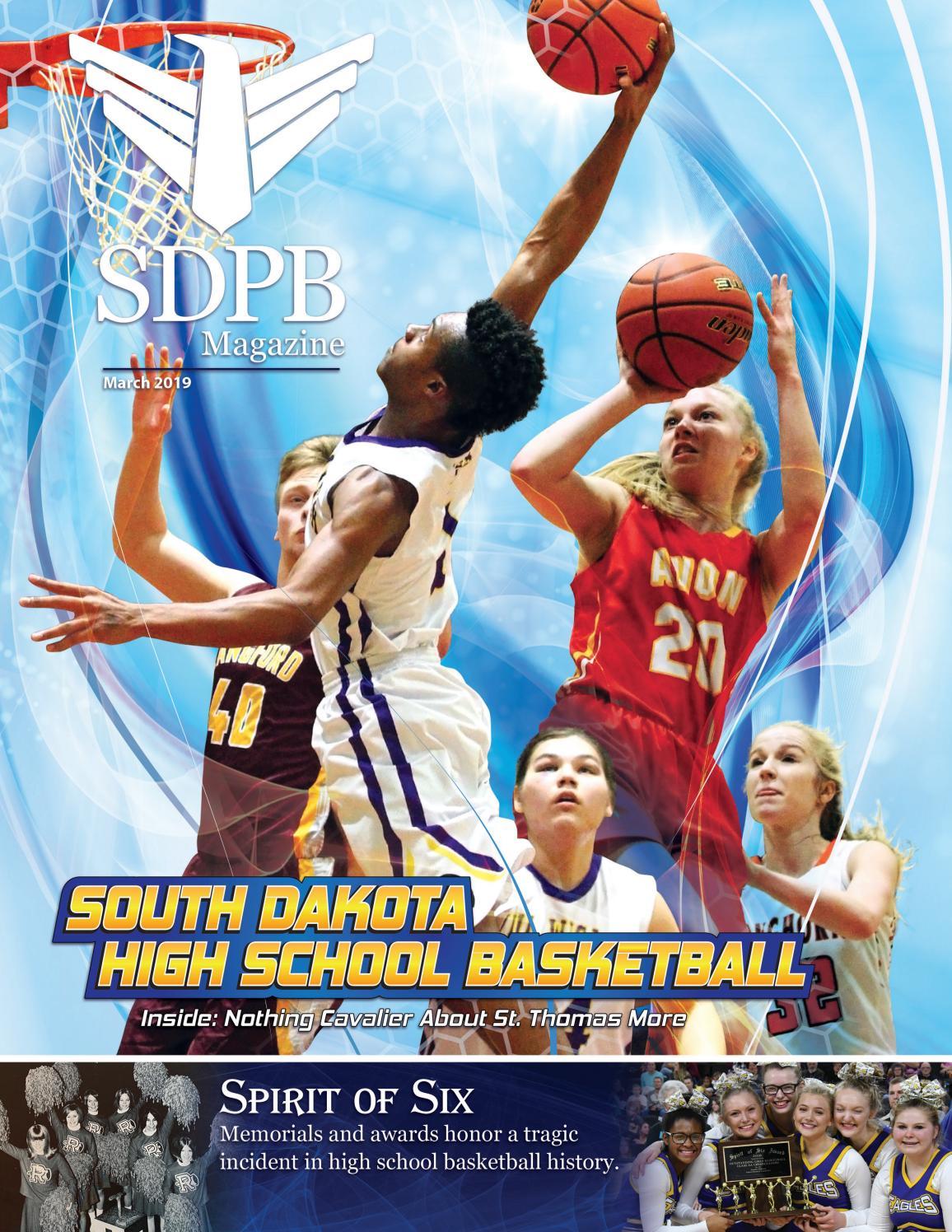 SDPB March 2019 Magazine by South Dakota Public Broadcasting