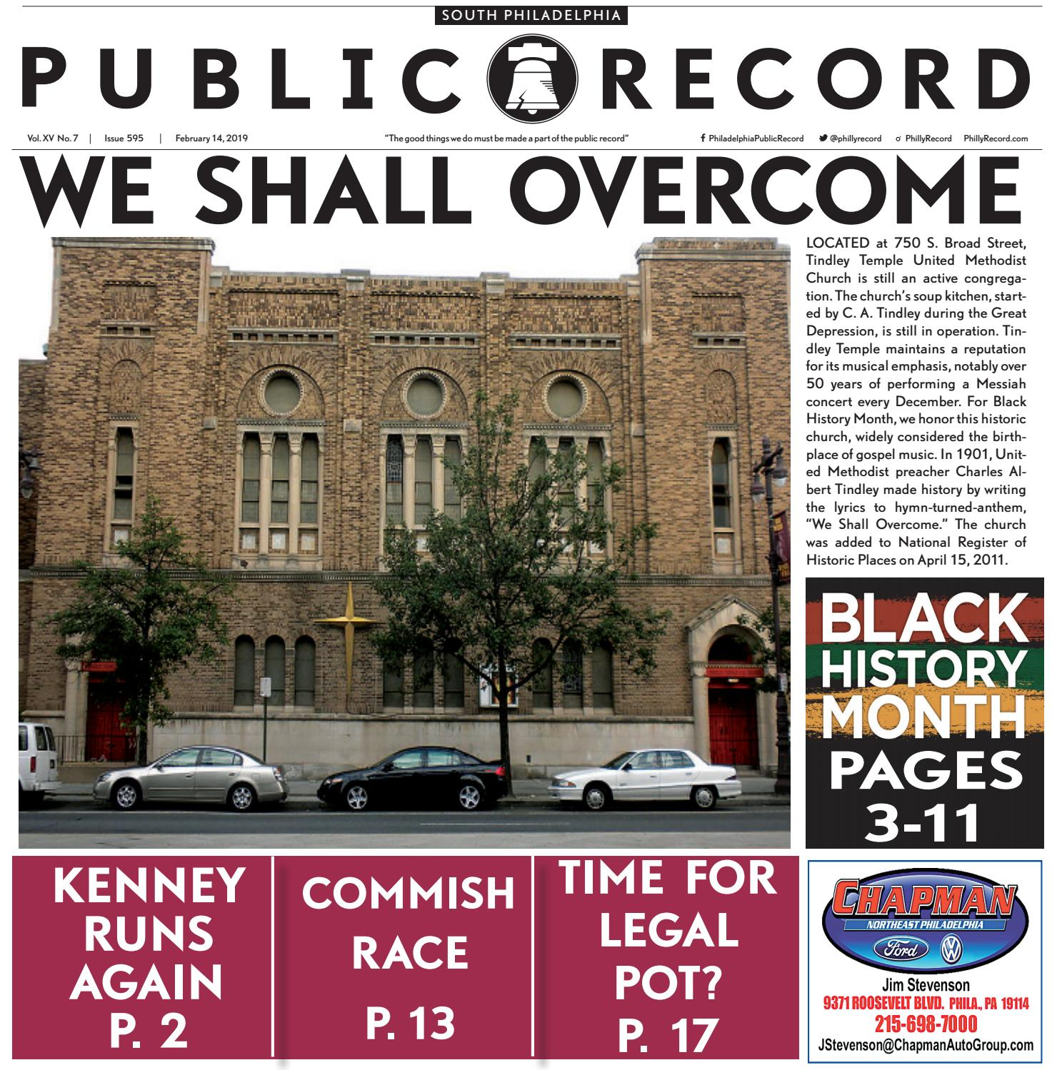 South Philadelphia Public Record by The Public Record - issuu