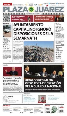 c4a2f0e9ecbe5 14-02-19 by Diario Plaza Juárez - issuu