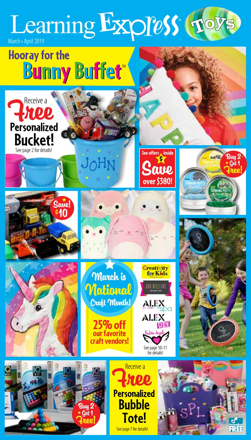 Learning Express Toys March/April 2019 Catalog by Learning ...